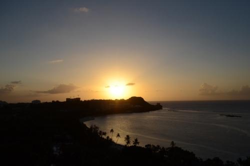 Guamsunset