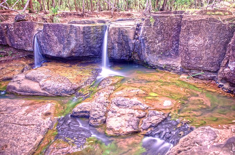 Tarzan Falls Guam