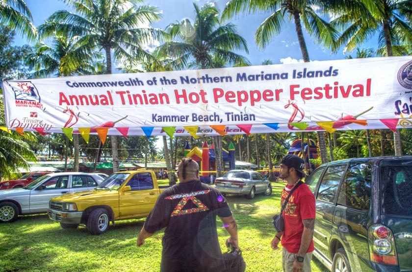 2014 Tinian Pika Fest