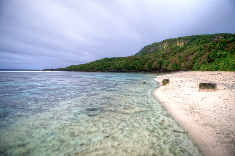 Wing Beach, Saipan Northern Mariana Islands