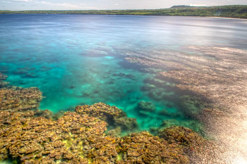 Laulau Bay, Saipan, Northern Mariana Islands