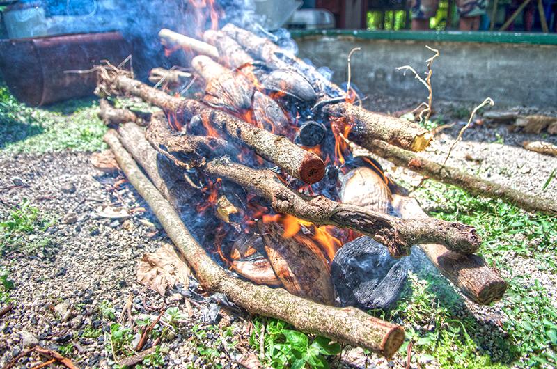 Fire Preparation